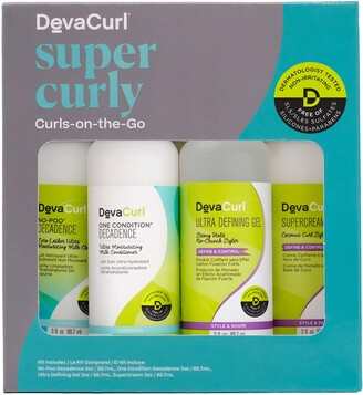 DevaCurl Super Curly Curls On The Go