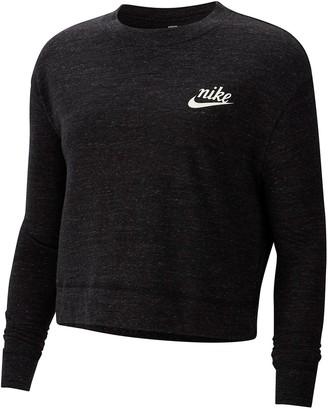 Nike Gym Vintage Crew Pullover