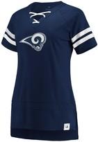 Unbranded Women's Los Angeles Rams Draft Me Tee