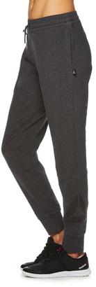 Reebok Women's Sweatpants CHARCOAL - 30'' Charcoal Heather Metro 2.0 Joggers - Women