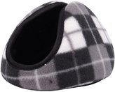 Simplicity Men's Ear Warmers for winter, Warm Polyester in Multicolor Plaid