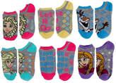 JCPenney FROZEN Disney Frozen 5-pk. No-Show Socks - Girls 7-16