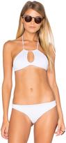 Indah Tiger Bikini Top
