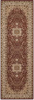 "Kenneth Mink Closeout! Km Home Area Rug, Princeton Ardebil Red 2'7"" x 7'10 Runner Rug"