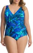Miraclesuit R) Riviera Maya Sanibel One-Piece Swimsuit