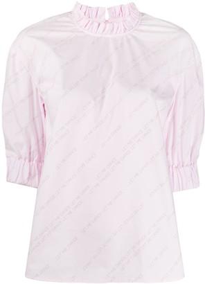 Baum und Pferdgarten Meadow short-sleeve blouse