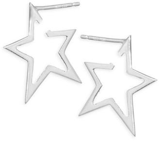 Jennifer Zeuner Jewelry Sade Small Star Earrings
