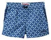 Jr. Swim Mosaic Swim Trunks (Toddler & Little Boys)