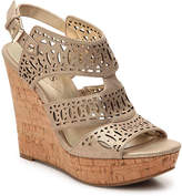 GUESS Vannora Wedge Sandal - Women's