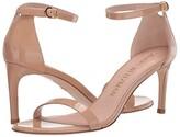Stuart Weitzman Nunakedstraight (Adobe Patent) Women's Shoes
