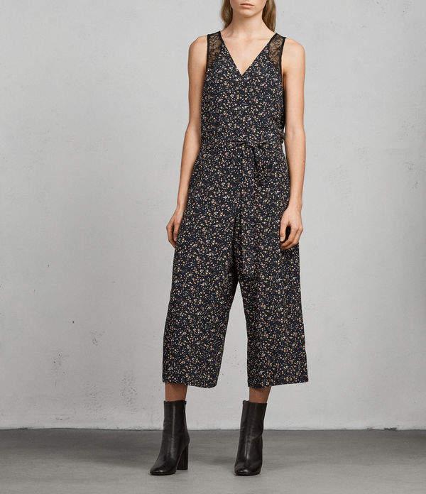 AllSaints Cate Pepper Jumpsuit