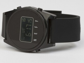 Neff Adult's Daily Digital Athletic Watch with Silicone Band Unisex