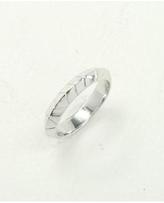 House of Harlow 1960 - Palladium Thin Antique Ring **Backorder**
