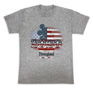 Disney Mickey Mouse Americana T-Shirt for Kids Disneyland 2020