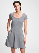 Thumbnail for your product : Gap Fit & Flare Dress