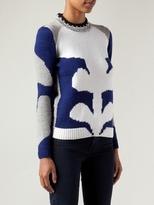 Spitfire Risto Blue/wht Sweater