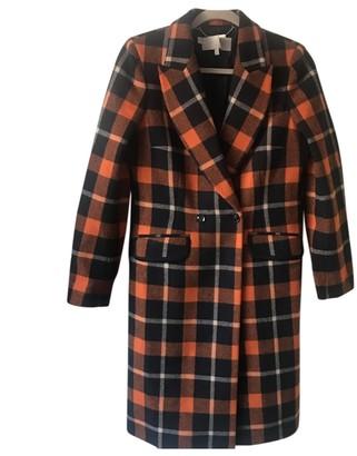 Hobbs Multicolour Wool Coat for Women