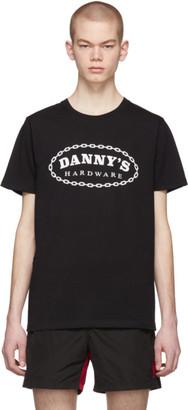 Daniel W. Fletcher Black Organic Dannys Hardware T-Shirt