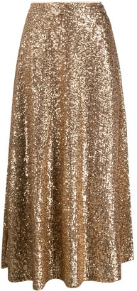 In The Mood For Love sequin Ilaria skirt