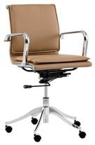 "Walton Upper Squareâ""¢ Conference Chair Upper Squarea Color: Tan"