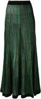 Sonia Rykiel long knitted skirt