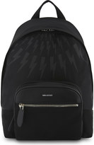 Neil Barrett Thunderbolt backpack