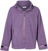 Très Bien hooded zip jacket