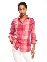 Old Navy Classic Pocket Shirt for Women