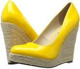 Michael Antonio Anabel - Patent Women's Wedge Shoes
