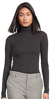 Polo Ralph Lauren Ribbed Wool-Blend Turtleneck