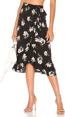 superdown Kaycie Midi Skirt