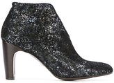 Chie Mihara 'Fedora' boots - women - Calf Leather/Calf Suede/rubber - 36