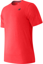 New Balance Men's MT53081 Short Sleeve Heather Tech Tee