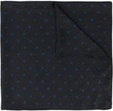 Saint Laurent dot print neck scarf - women - Silk - One Size