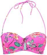 Watercult VINTAGE NOW Bikini top hotpink
