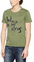 Gas Jeans Men's Scuba World T-Shirt