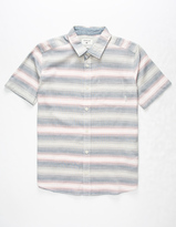 Quiksilver Aventail Boys Shirt