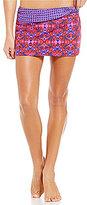 Antonio Melani Ink Blot Skirt