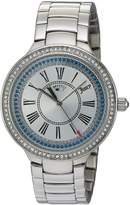 Juicy Couture Women's 'CATALINA' Quartz Stainless Steel Casual Watch, Color:-Toned (Model: 1901550)