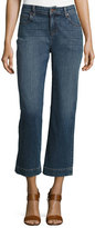 Eileen Fisher Straight-Leg Cropped Jeans