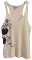 H&M Stella Mc Cartney For Stella Mc Cartney For White Cotton Top for Women