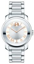 Movado Bold Luxe Stainless Steel Bracelet Watch/32MM