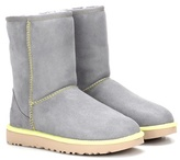 UGG Classic Short II leather ankle boots