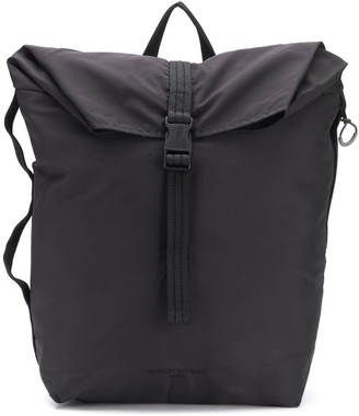 MAISON KITSUNÉ Buckle Strap Compact Backpack