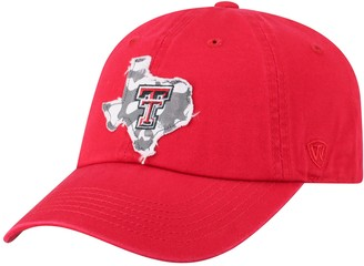 Top of the World Adult Texas Tech Red Raiders Slove Cap