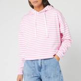 Tommy Jeans Women's TJW Stripe Hoody