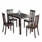 Asstd National Brand Atwood 5-pc. Dining Set