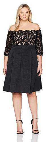 ddf42c86e550 Eliza J Plus Size Dresses - ShopStyle Canada