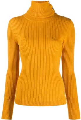 Barena Ribbed-Knit Virgin Wool Jumper