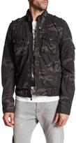 Rogue Camo Printed Zip Jacket